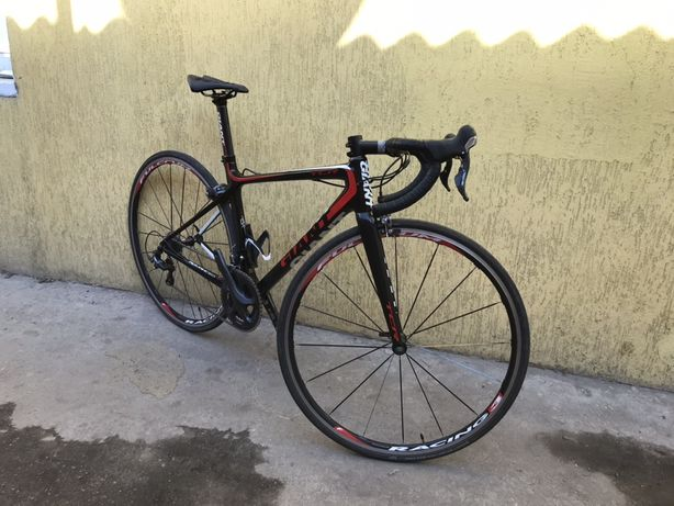 Велосипед Giant TCR Advanced SL ultegra 7.3 кг карбон шоссе