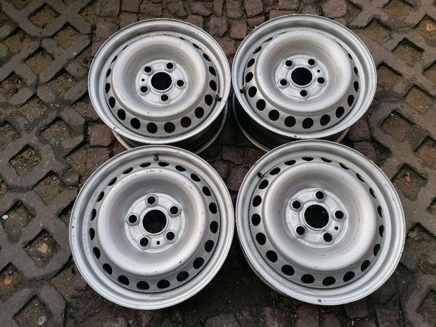 """Wzmacniane felgi stalowe VW AMAROK 16"""" 6,5J 5x120x65,1 ET 62"""