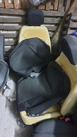 Fotele poszycie Opel Astra J