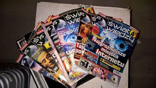 Czasopisma Świat Wiedzy