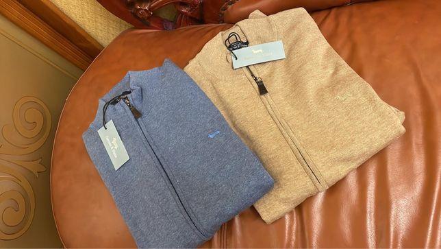 Мужской брендовый кардиган, свитер. Harmont&Blaine.