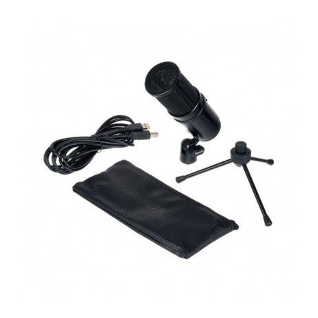 Mikrofon pojemnościowy SUPERLUX E205U MK II najlepszy studyjny USB