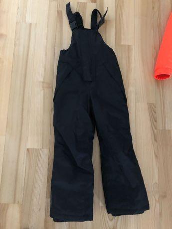 Spodnie narciarskie chłopięce r.110-116