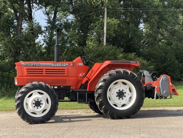 Kubota m5970 японский трактор не yanmar iseki hinomoto