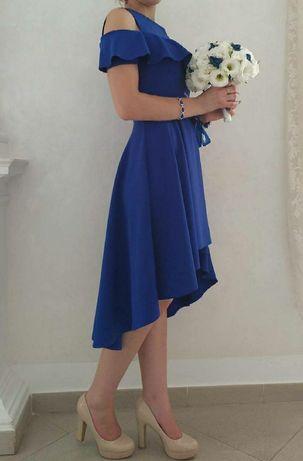 Сукня синього кольору