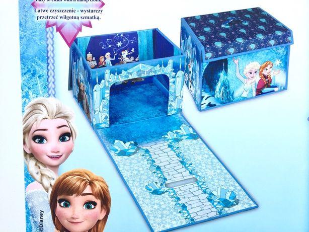Pojemnik kosz organizer na zabawki Frozen Kraina Lodu