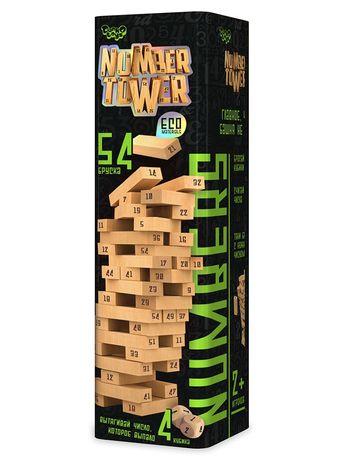 Настольная игра Nomber Tower Вега
