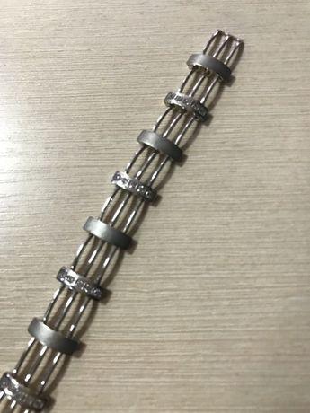 Продам срібний браслет