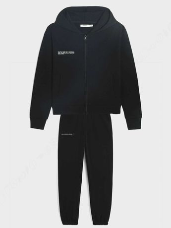 Новый ORIGINAL oversize костюм PANGAIA Пангая штаны худи XS