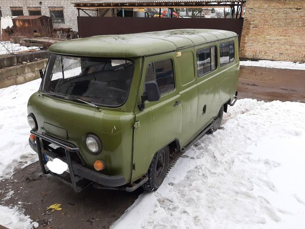 УАЗ 452 (буханка, таблетка)