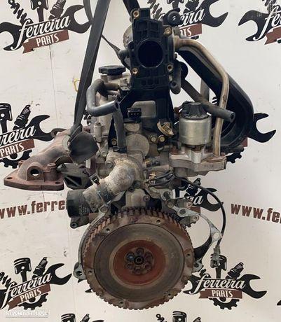 Motor Chevrolet Matiz 0.8i REF. A08S3