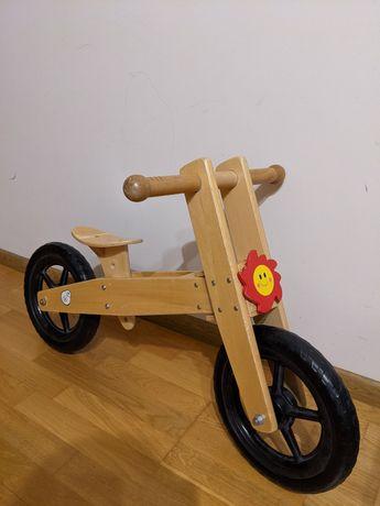 Беговел, самокат, велосипед, велобег деревяный велосипед дереаяний