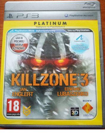 Killzone 3 PL MOVE PS3