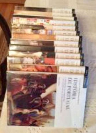 Enciclopédia história de Portugal em 20 volumes