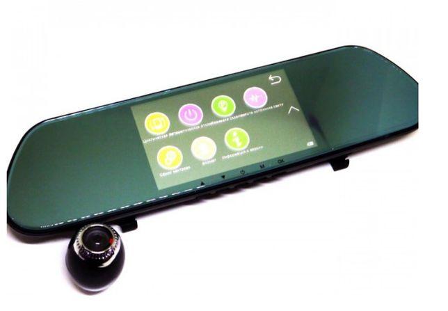 DVR - видеорегистратор / V9TP - регистратор / 30 кад/сек, 3 камеры /