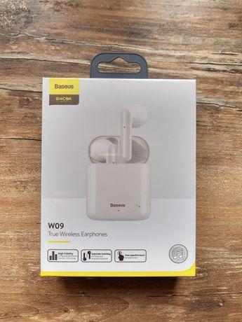 Słuchawki bezprzewodowe, douszne, Baseus