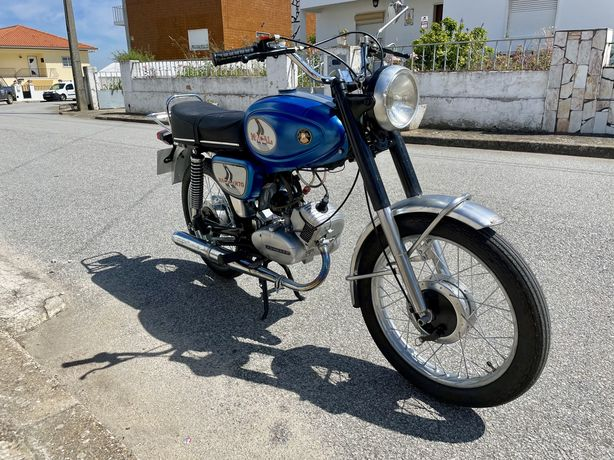 Macal M70 (motorizada)