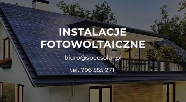 Instalacja fotowoltaiczna * Fotowoltaika * PV * Dofinansowanie
