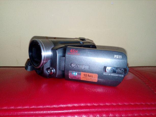 Pilne Kamera Canon FS11