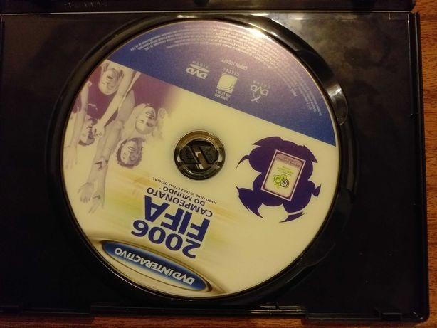 Dvd fifa 2006 interativo jogo