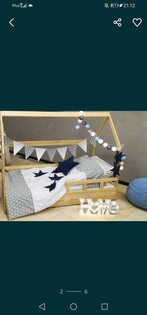 Łóżeczko domek dla dzieci