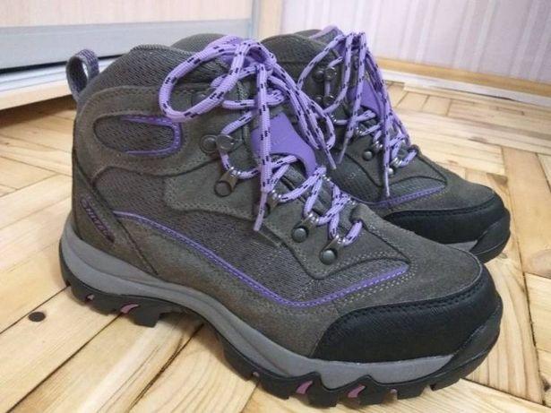 Ботинки Hi-TEC Skamania Waterproof трекинговые демисезонные 39р.