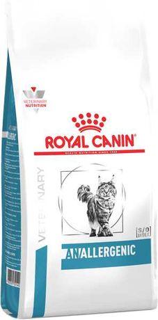 Сухой корм Royal Canin Anallergenic 2 kg