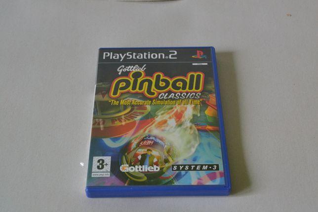 Pinball Classics PS2