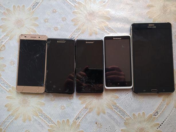 Смартфоны HONOR Samsung Lenovo