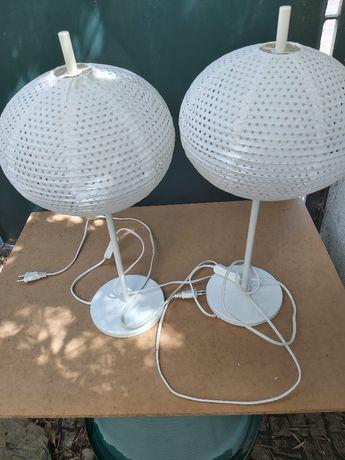 Candeeiros mesa cabeceira  Ikea (2)
