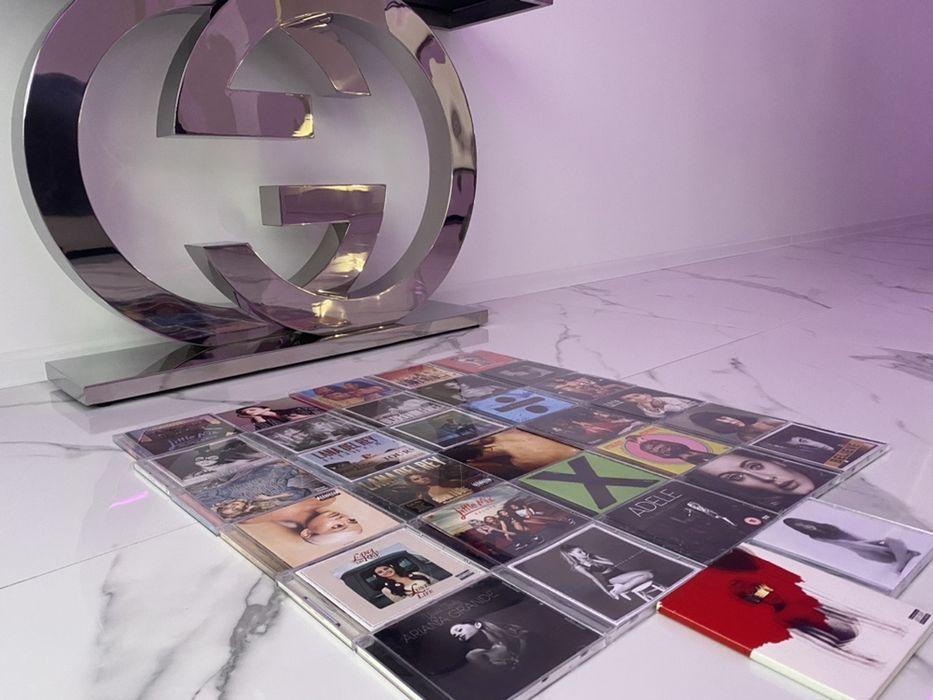 Kolekcja płyt CD: Ariana Grande, Lana Del Rey, Halsey i nie tylko! Wrocław - image 1