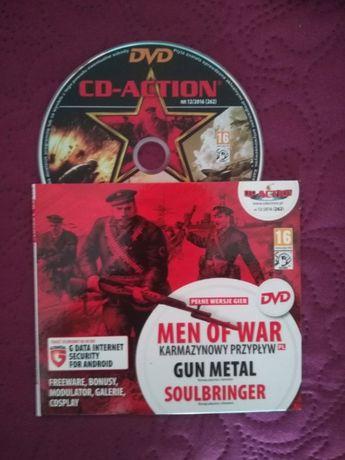 Men of War: Karmazynowy Przypływ, Gun Metal i Soulbringer - gra na PC
