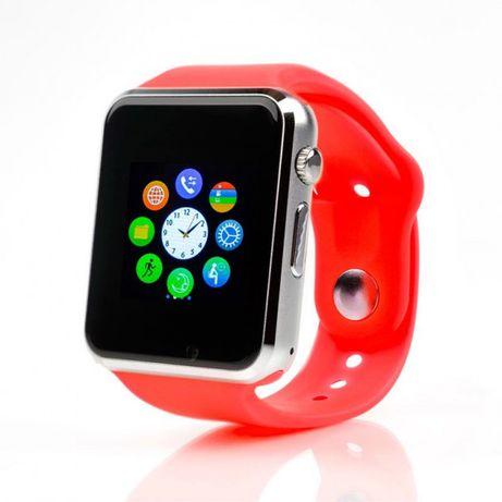 Умные смарт часы Smart Watch A1 розумний годинник Z09 T500 W80 W88