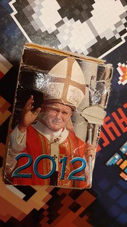 Kalendarz ździerak 2012