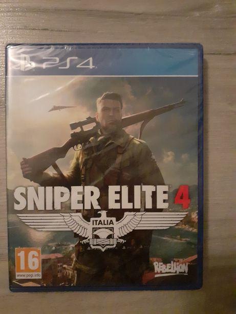 Ps4 Gra Sniper Elite 4. Wysylka Gratis!!