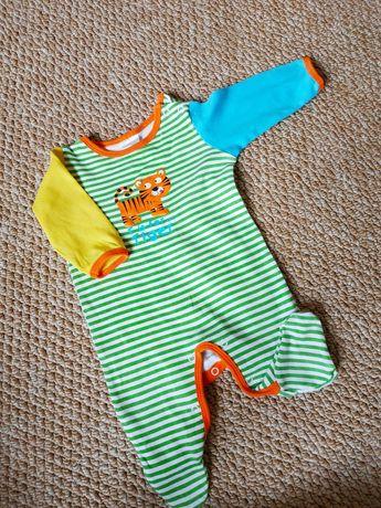 Одежда на новорожденных ползунки боди человечек на мальчика девочку