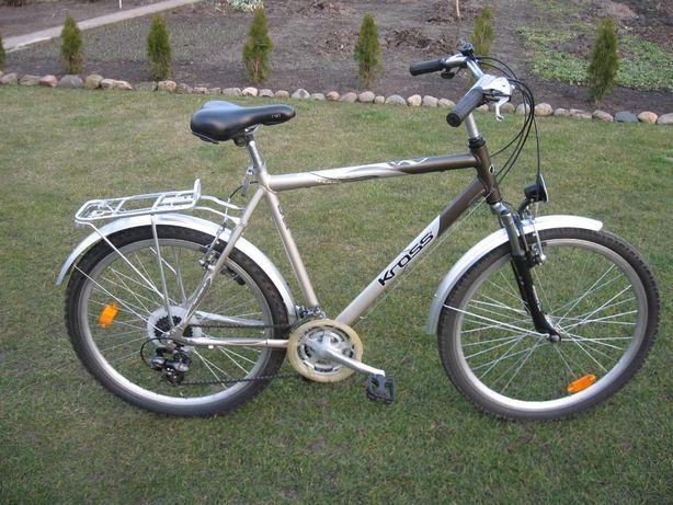 Rower miejski Kross koła 26''