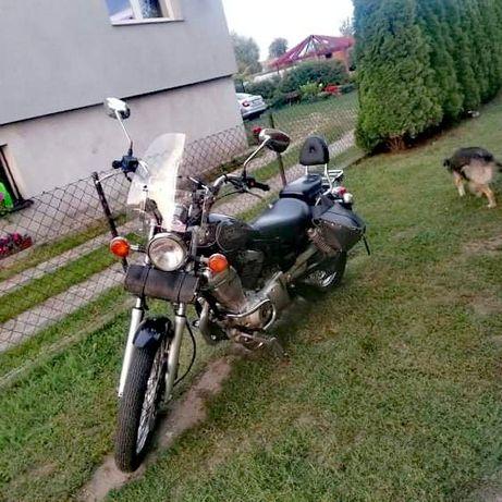 Sprzedam motor Yamaha XV 125 Virago Kat. B.