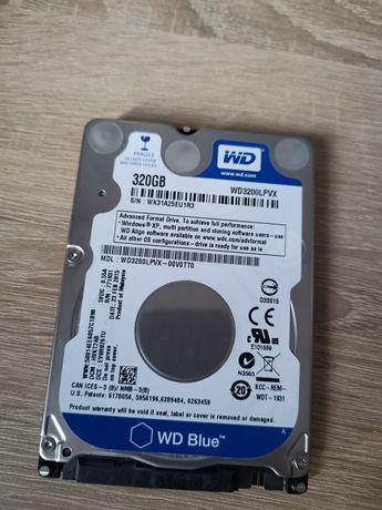 Dysk twardy 320GB WD3200LPVX SATA3 2.5