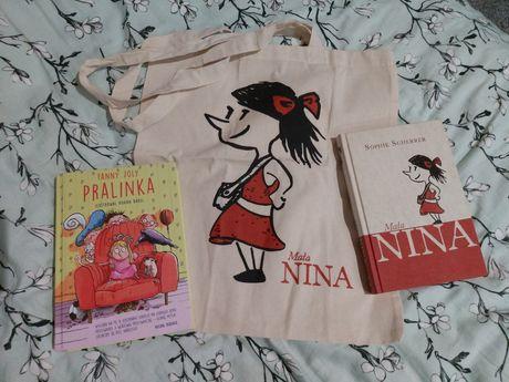 Mała Nina 6-9 lat i Pralinka 8 +