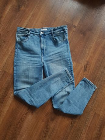 Spodnie jeans ZARA 44
