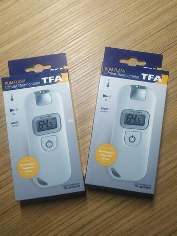 Бесконтактный термометр TFA  skim flash для  тела,еды,воздуха