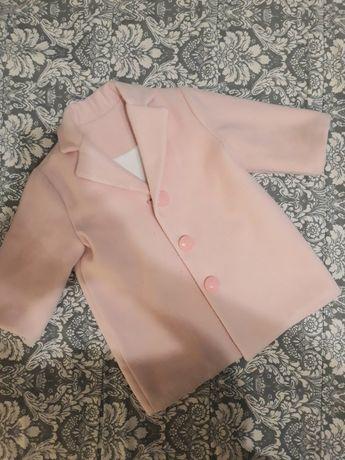 Кашемировое пальто на флисовой подкладе