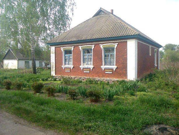 нерухомість, будинок неподалік м. Лубни Полтавської області