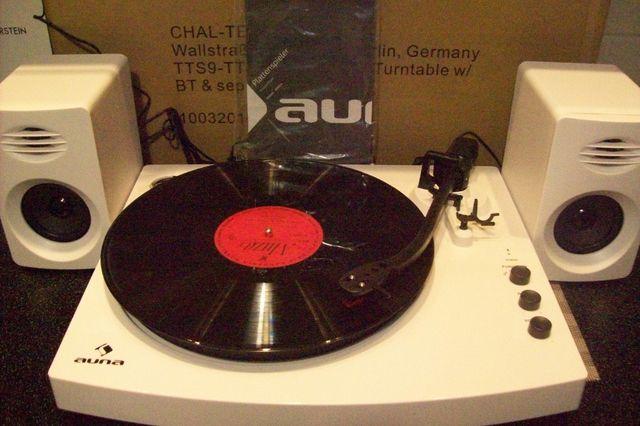 Gramofon AUNA TT-play BT