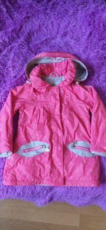 Осенняя курточка для девочки на 98 см.