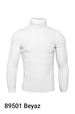 Классические свитера с горлом