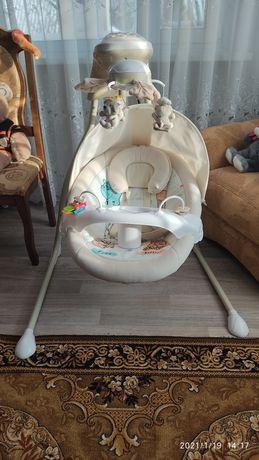 Крісло-качеля Euro baby