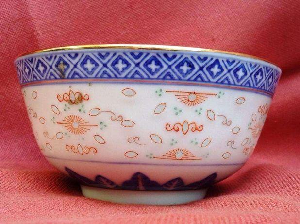 Tacinhas para arroz xau xau