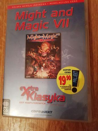 Gra na PC Might and Magic VII polska wersja